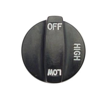 61160 - Southbend - 1073498 - Off/Low/High Burner Valve Knob Product Image