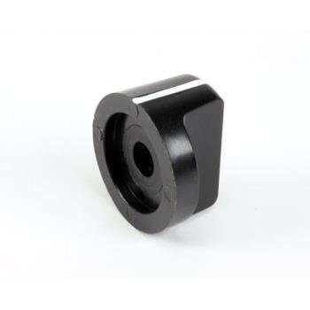 8007574 - Southbend - 1175401 - 1/40 W/Set Screw Black Knob Product Image