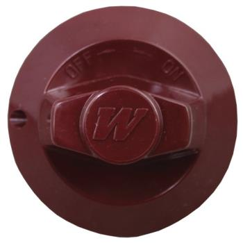 26897 - Vulcan Hart - 00-719255-00012 - Red Control Knob Product Image