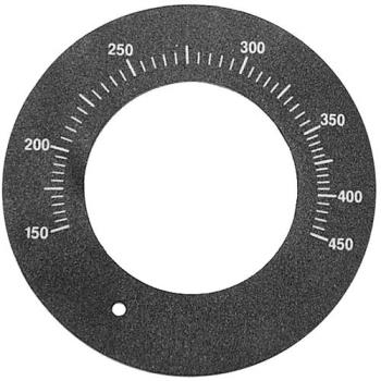221580 - Vulcan Hart - 00-810142 - 150° - 450° Griddle Dial Product Image