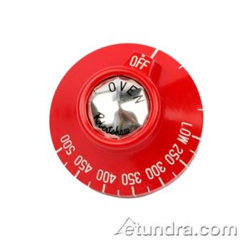 26843 - Vulcan Hart - 417576-1 - Red Thermostat Dial Product Image