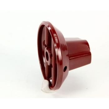 8008861 - Vulcan Hart - 719259-12 - Red Control Knob w/ Set Screw Product Image