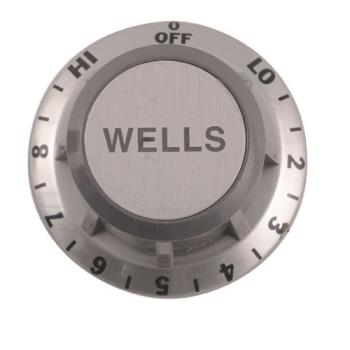 61107 - Wells - 2R-30371 - Lo/1-8/Hi Warmer Dial Product Image