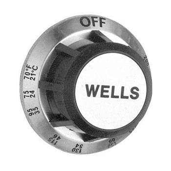 221253 - Wells - 2R-35972 - 70° - 205° Thermostat Dial Product Image