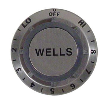 61197 - Wells - 2R-40498 - Lo/2-8/High Dial Product Image