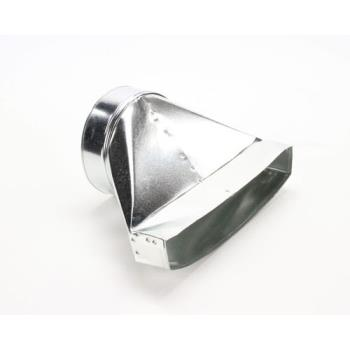 8002430 - Baker's Pride - R3087X - Flue Adapter Product Image