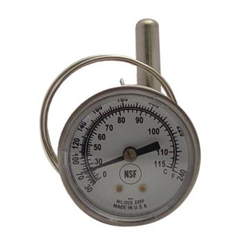 81177 - Metro/Intermetro - 621068 - 20  - 220 F Dial Thermometer Product Image