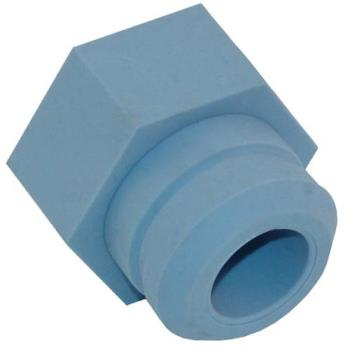 "67135 - Hobart - 293858 - 1 5/8"" Washer Arm End Cap Product Image"