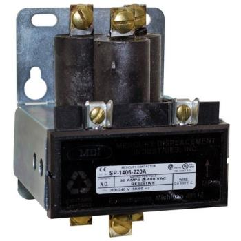 8011658 - Allpoints Select - 8011658 - 3-Pole 30A Contactor Product Image