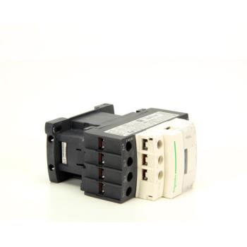 8002357 - Baker's Pride - M1372A - 50/6 4Pole 25A 240V Contactor Product Image