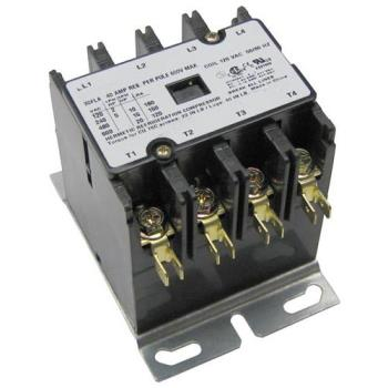 441073 - Commercial - Hartland 110/120V 30/40A 4 Pole Contactor Product Image