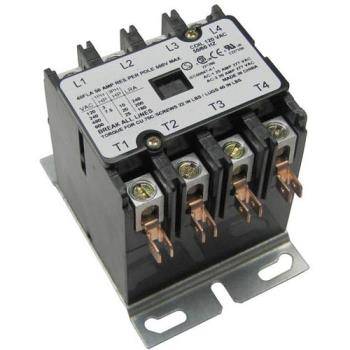 441085 - Commercial - Hartland 110/120V 40/50A 4 Pole Contactor Product Image