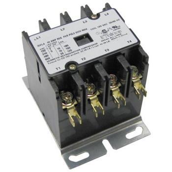 441129 - Commercial - Hartland 24V 30/40A 4 Pole Contactor Product Image
