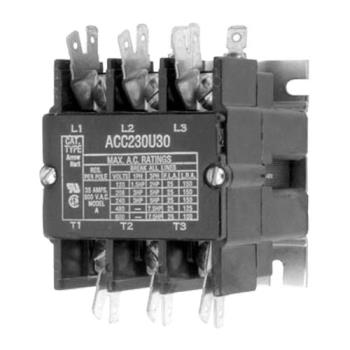 GAR1637001 - Garland - 1637001 - 3 Pole 120V Contactor Product Image