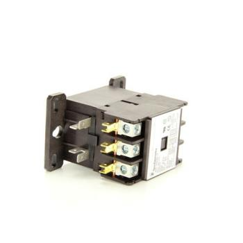 8005569 - Pitco - PT60157202 - Contactor 24 VAC-3POLE Quick Product Image