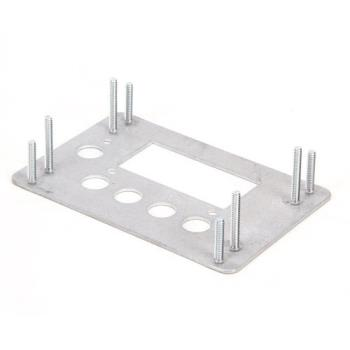 8002970 - Doughpro - 11086027 - Pp1 Facia Plate Assembly Control Product Image
