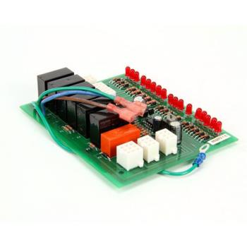 8009006 - Vulcan Hart - 00-853273-00001 - Vhx Relay Top Sd Traces Board Product Image