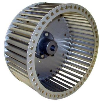 262744 - Middleby Marshall - 22523-0002 - 9 1/8 in Clockwise Blower Wheel Product Image