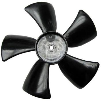 "281298 - Silver King - 99196 - 5"" Black Fan Blade Product Image"