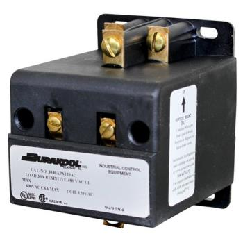 441186 - Allpoints Select - 441186 - 120V 3 Pole Mercury Relay Product Image
