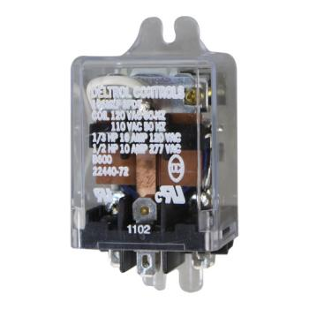 441201 - Hatco - 02.01.028.00 - 120V Control Relay Product Image