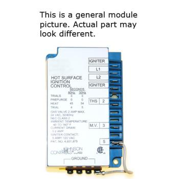 441188 - Cleveland - KE003660 - Hot Surface Ignition Control Module Product Image