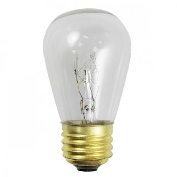 42228 - Norman Lamps - 11S14-130V-MED - 11W Incandescent Light Bulb Product Image
