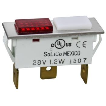 381140 - Allpoints Select - 381140 - Red/White Signal Light Product Image