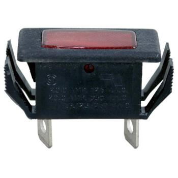 381145 - Allpoints Select - 381145 - 125V Red Signal Light Product Image