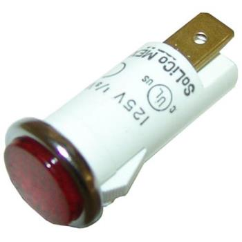 381152 - Allpoints Select - 381152 - 125V Red Signal Light Product Image