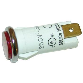 381153 - Allpoints Select - 381153 - 250V Red Signal Light Product Image