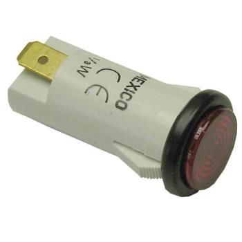 381173 - Allpoints Select - 381173 - 125v Red Signal Light Product Image