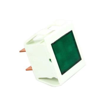 8002847 - Blodgett - R1318 - Rect  Ind  250V Green Light Product Image