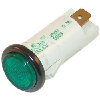 381120 - Hatco - 02.19.150 - 250V Green Signal Light Product Image