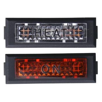 26489 - Original Parts - 381191 - 250V Amber Signal Light W/ 4 in Leads Product Image