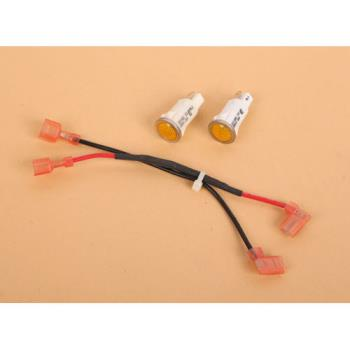 8008049 - Southbend - 37046 - Signal Light Amber 480V Assembly Product Image