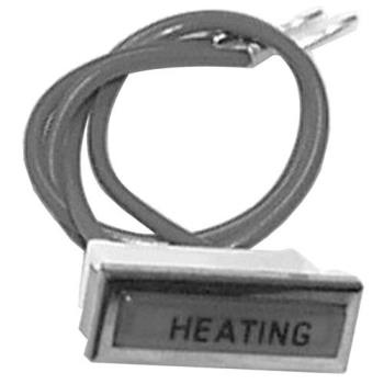 "381149 - Star - E1-116313  - Amber ""Heating"" Signal Light  Product Image"