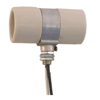 42220 - Hatco - 02.30.045 - Double Ceramic Bulb Socket Product Image