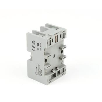 8004645 - Nieco - 4136-CE - 8 Pin Ce Approved Socket Base Product Image