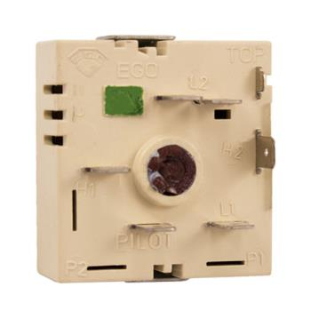 42196 - Commercial - 208V 4 Tab Infinite Switch Product Image