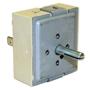 42133 - Commercial - 240 Volt EGO Screw Mount Infinite Switch Product Image