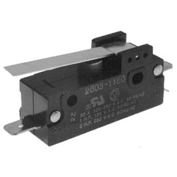 421336 - Vulcan Hart - 342147-1 - Micro Leaf Switch Product Image