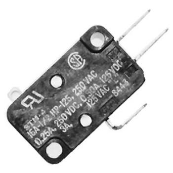 421133 - Commercial - SPDT On/Off 3 Tab Microswitch Product Image