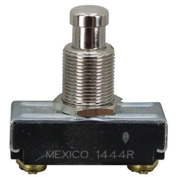 421016 - Commercial - SPST Momentary On/Off 2 Tab Push Button Switch Product Image