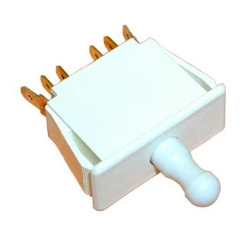 26155 - Middleby Marshall - 28021-0047 - Momentary On/Off 6 Tab Door Switch Product Image