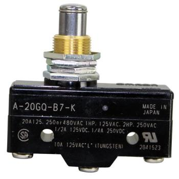 42154 - Original Parts - 421117 - Push Button Oven Door Switch Product Image