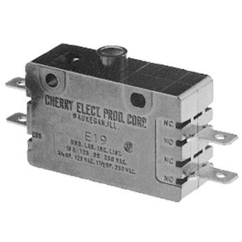 421364 - Wells - DD-40032 - Push Button Microswitch Product Image