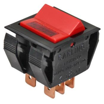 421322 - Allpoints Select - 421322 - On/Off Lighted Rocker Switch Product Image