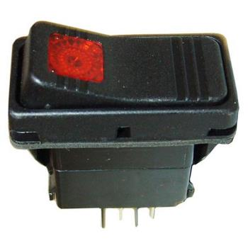 421345 - Allpoints Select - 421345 - On/Off Lighted Rocker Switch Product Image