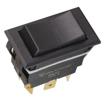 421378 - Allpoints Select - 421378 - On/Off/On Rocker Switch Product Image